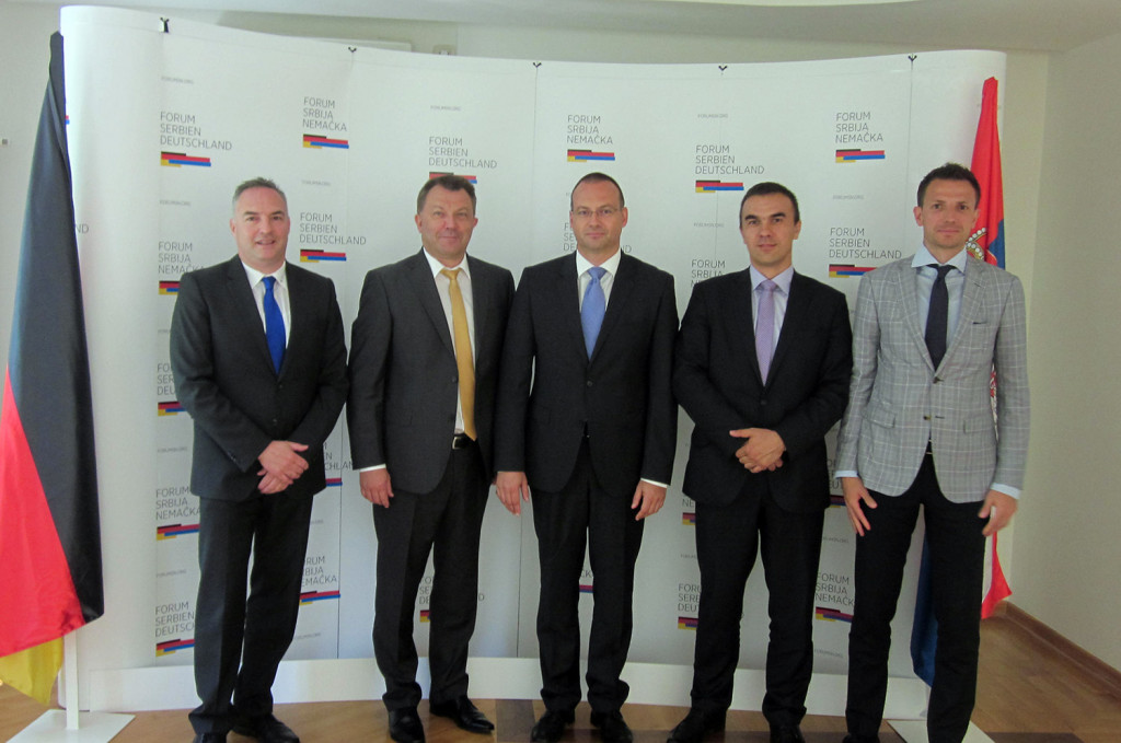 R+S Solutions, Energotehnika i Forum Srbija Nemačka unapredjuju saradnju
