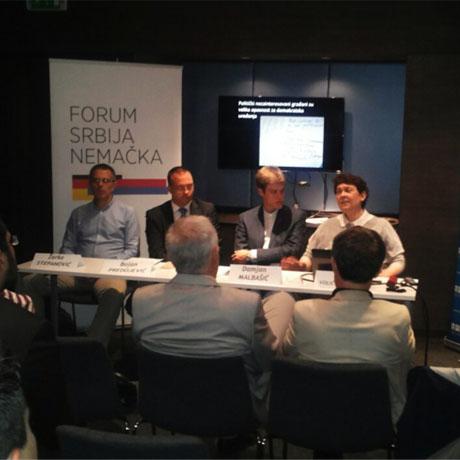 """BFPE i Forum Srbija Nemačka predstavili svoje obrazovne programe na prvom """"Serbian Visions"""" festival"""