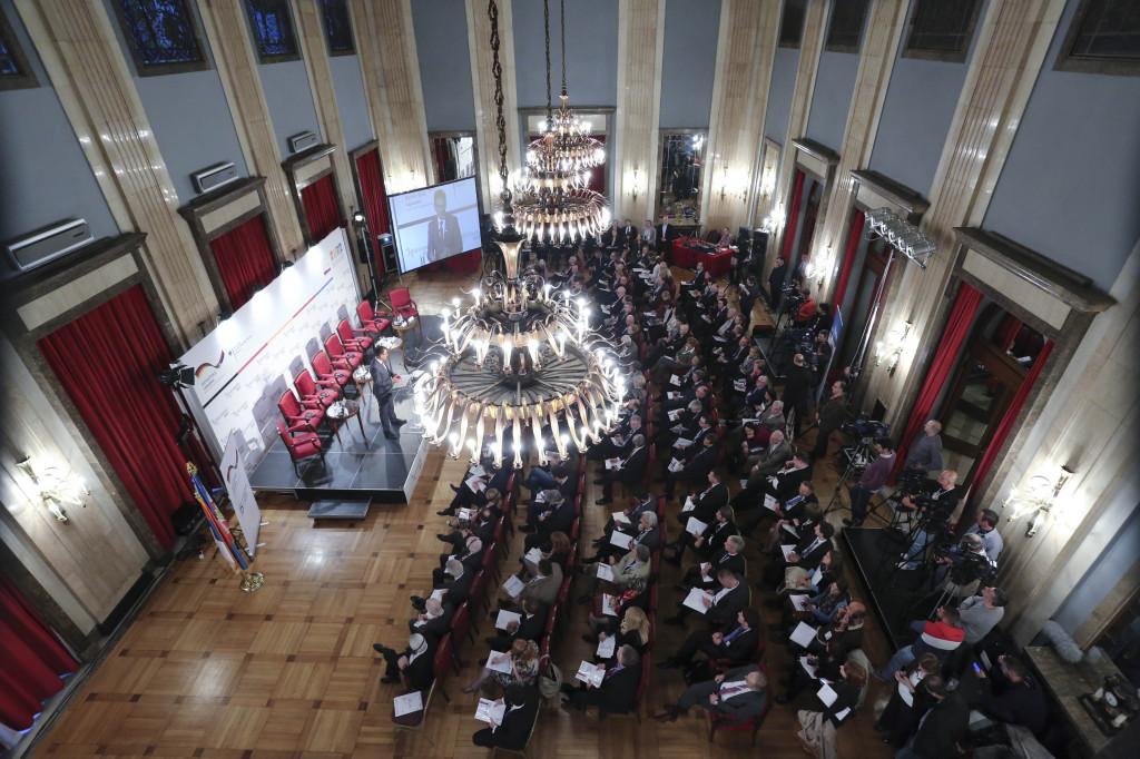 Die zweiten Belgrader Dialoge